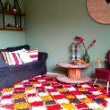 The Weavery rug_Amsterdam_Caroline's house